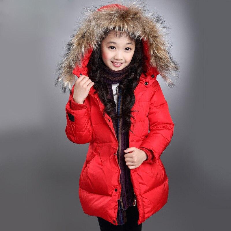 Chaqueta larga entallada para niños, Abrigo con capucha de algodón para niña,...