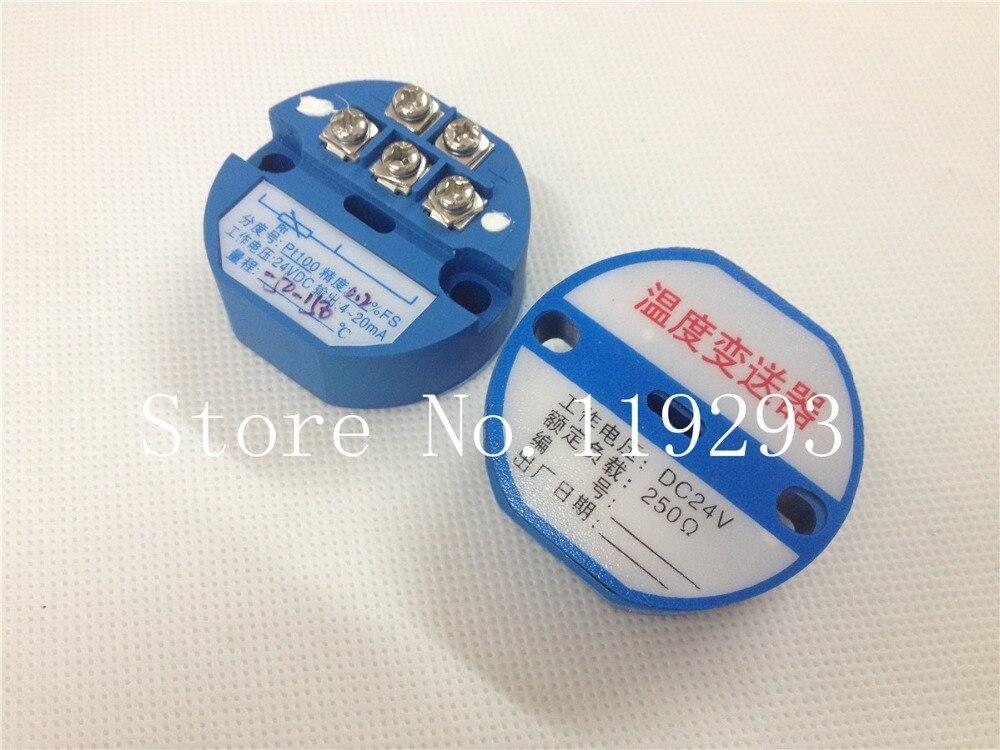 [BELLA]Temperature transmitter module pt100 RTD temperature transmitter 0-5VDC 0-10V 0-24V 4-20mA output--5pcs/lot