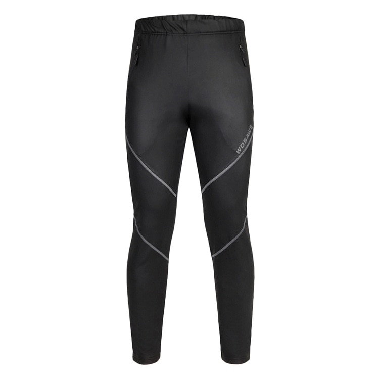 Ropa de ciclismo Unisex, pantalones de ciclismo térmicos de PU, a prueba...