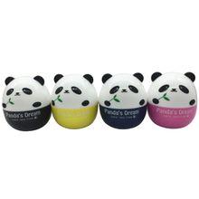 Panda forme crème pour les mains pour ascenseur durcissement hydratant nourrissant exfoliant outil de soin des mains