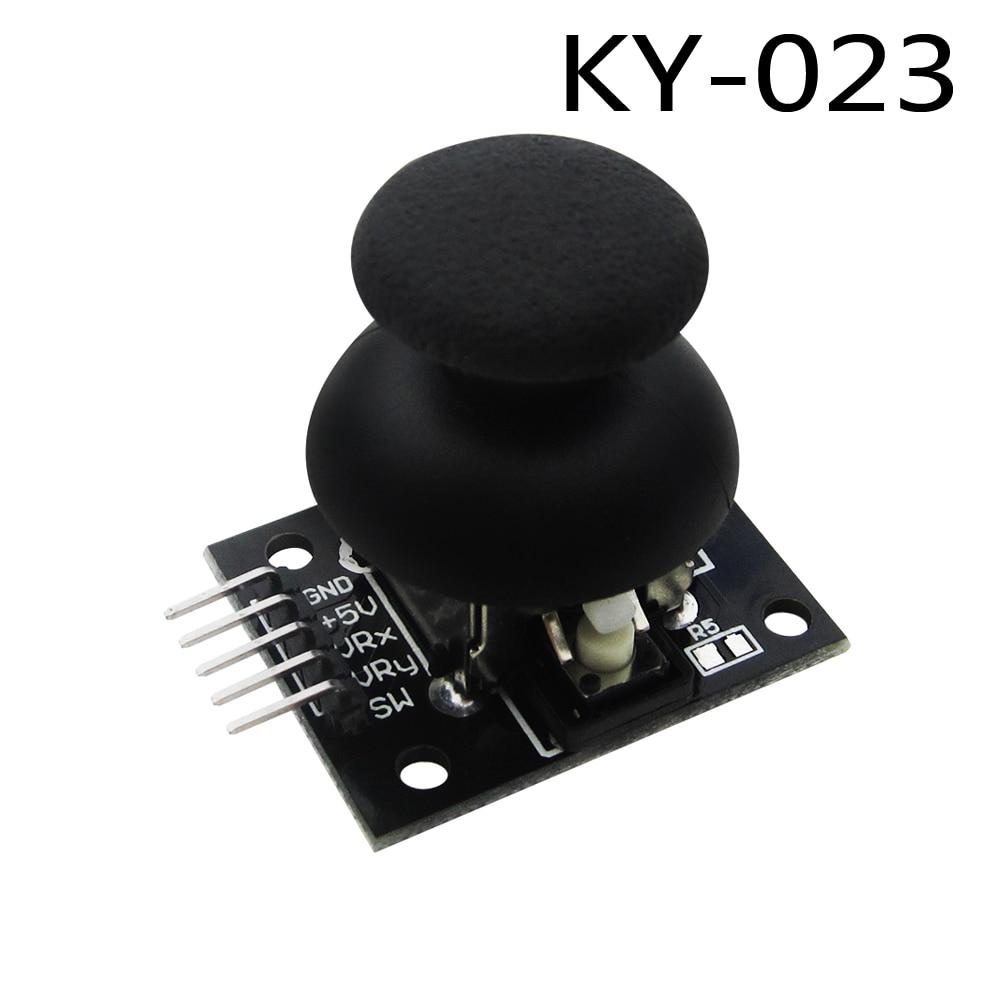 new 20PCS/LOT Dual-axis XY Joystick Module new KY-023