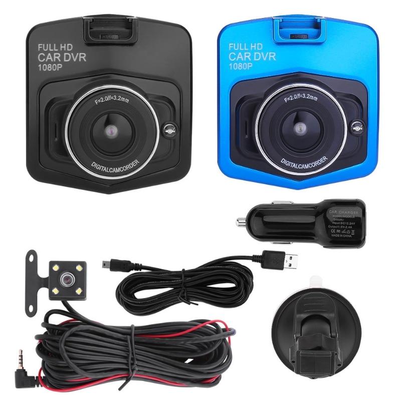 Cámara de salpicadero era Mini coche Dvr vehículo Auto Dashcam grabadora registrador cámara de salpicadero en coche Video cámara Full Hd 1080P