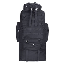100L Military Molle Bag Camping Tactical Backpack Men Large Backpacks Hiking Travel Outdoor Sport Bags Rucksack