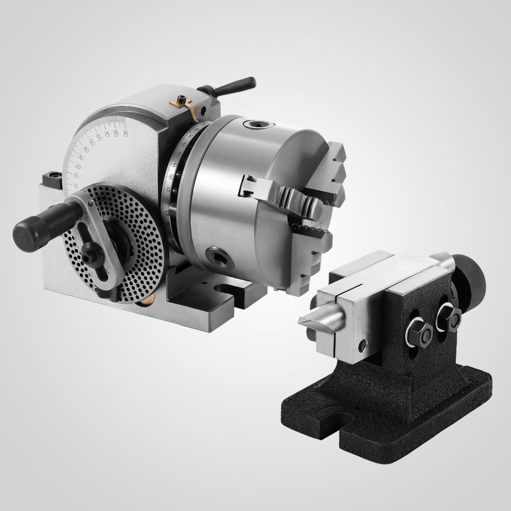 High Quality Durable BS-0 Precision Dividing Head  With 5