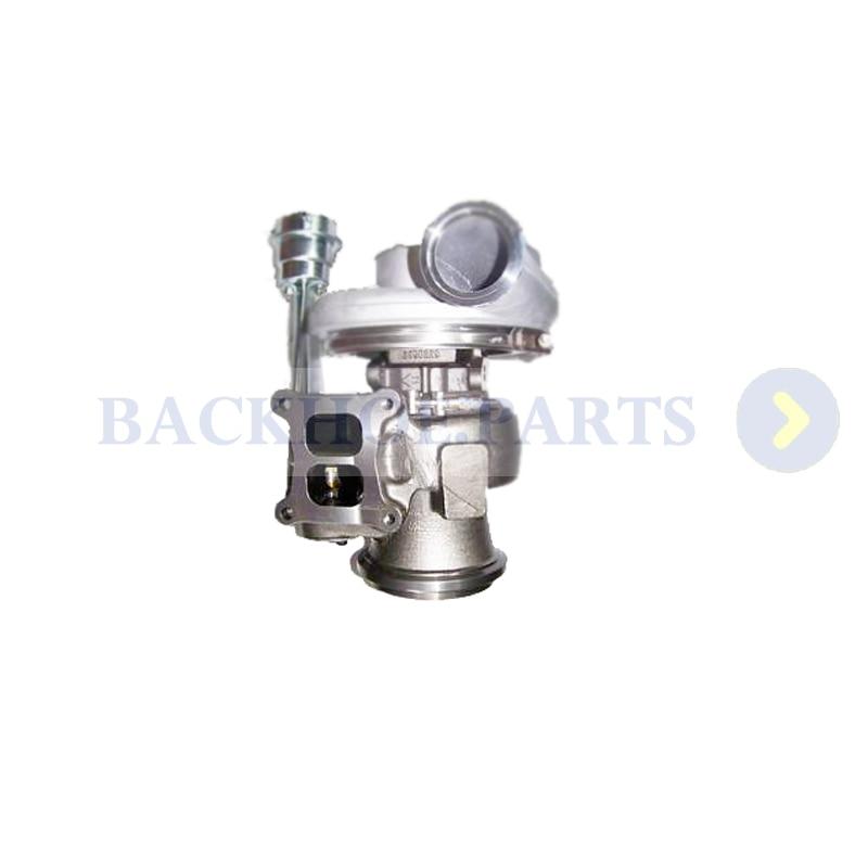 Turbo HX55W turbocompresor 3592778 para SM M11 ISME 380 30 con junta