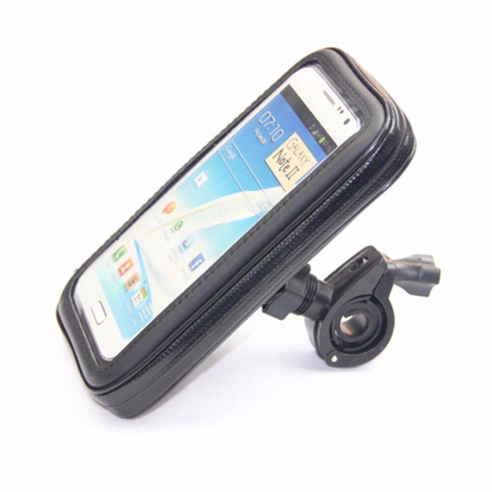 SM/L/XL taille sac de vélo étanche support de vélo étui housse de vélo pour téléphone portable offre spéciale livraison directe
