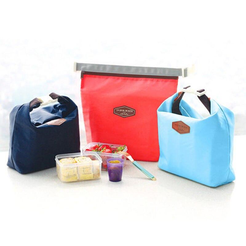 L шт кулер изолированная сумка переноска для ланча хранения сумки пикника