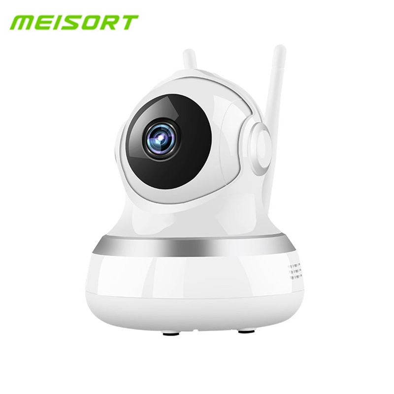 Meisort 1080P HD Wifi IP Camera Wireless Surveillance Security Video Camera Audio Record Baby Monitor CCTV Camera Night Vision