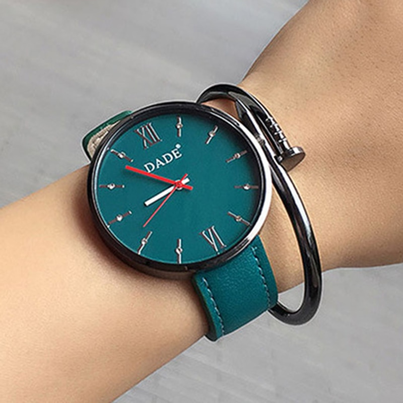 2020  Brand Luxury Women Wristwatches Casual fashion Ladies' Leather Quartz Watch Montre Femme Mujer Relogio Feminino LBY luxury brand leather quartz women s watch ladies fashion watch women wristwatches clock relogio feminino masculino fashionmodels