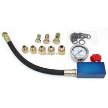 Авто гидравлическая система гидроусилителя руля, комплект манометра