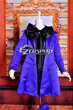 Mordomo preto alois trancy lolita cosplay anime traje e001