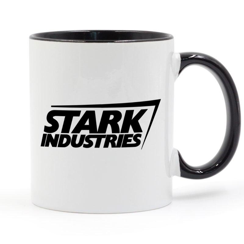 Stark Industries Iron Man Coffee Mug 11oz