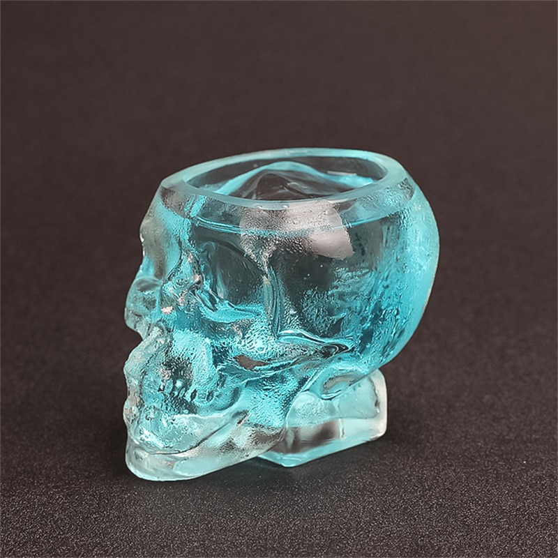 150ml/350ml Shot Glass Cocktail Beer Skull Glass Whiskey Skull Glass beer stein shot wine glass Head