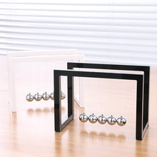 Newton swinging ball, billiard ball, bumper ball, home decoration, office desktop decoration, creative balance ball