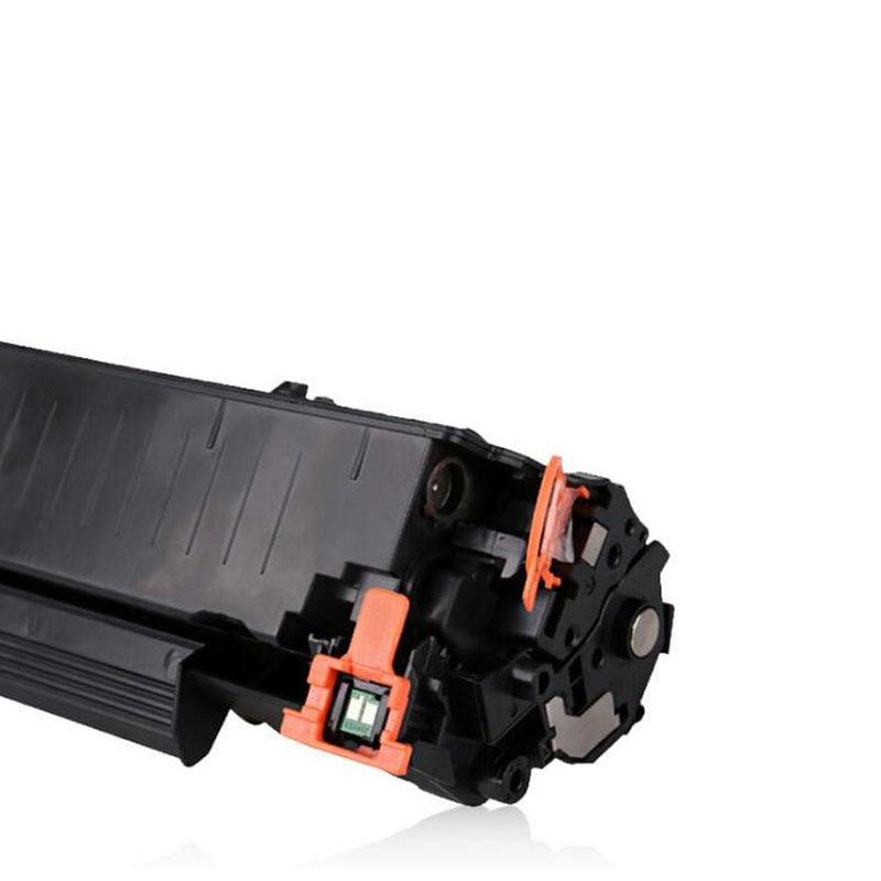 CB435A/CRG-312/712/912 cartucho de tóner LBP6018 para HP LaserJet P1002/1003/1004/1005 /1006/1009 para Canon LBP3010/3050/3015/3018