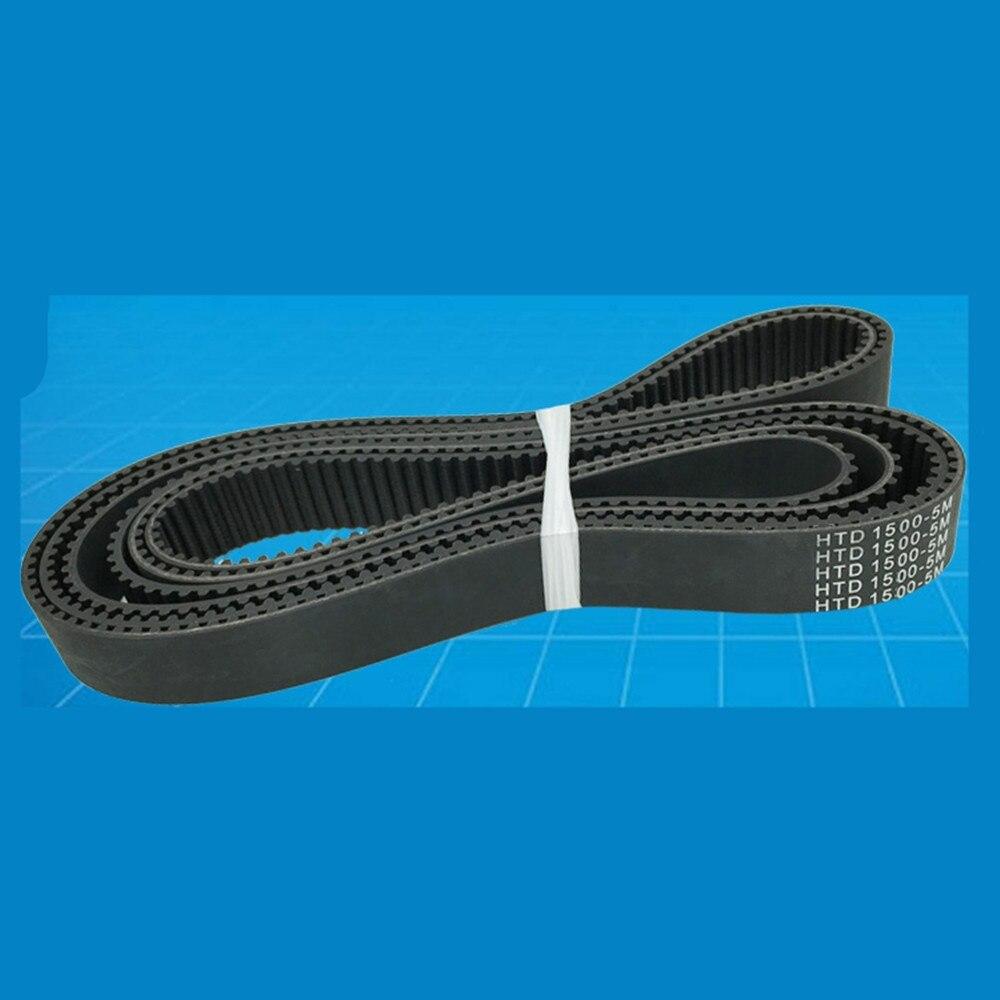 10mm Width Rubber Timing Belt HTD5M-1460/1490/1500/1520/1530/1540/1550/1575/1600