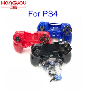 Hard Case Protective Cover Skin Shell Housing Case for Dualshock 4 PS4 Slim Pro Controller Gamepad Joypad