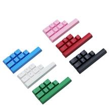 Колпачки для ключей PBT для Corsair STRAFE K65 K70 K95 Logitech G710 + Механическая игровая клавиатура с подсветкой Doubleshot Cherry MX