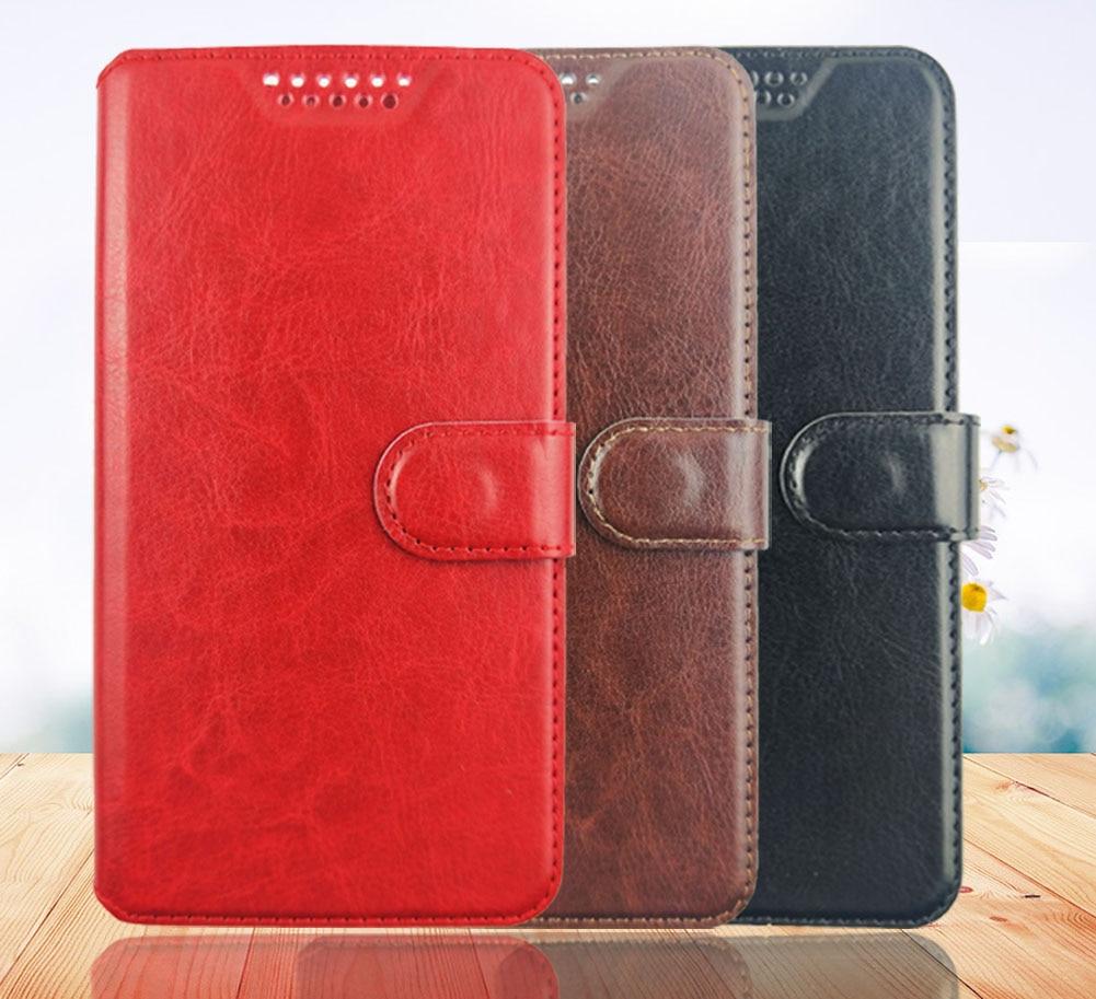 Flip PU Cartera de cuero caso de la cubierta para DEXP Ixion ES750 ES850 ES950 M340 M355 M445 caso de protección