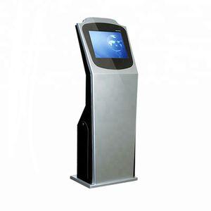 С помощью кредитной карты, счета оплаты монитор Интерактивная 17 дюймов сенсорный экран киоска
