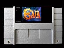 16Bit Giochi ** Lillusione di Gaia (USA versione!!)