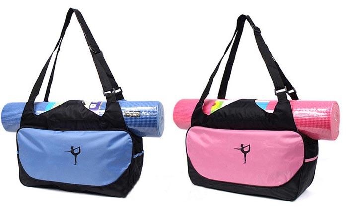 24x48x10 cm kobiety yoga mat pilates projektowanie torba sportowa torba mac 2016 darmowa wysyłka mochila 2