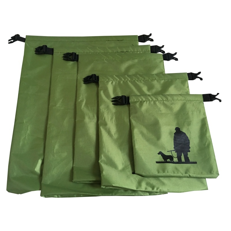 5/3 Pcs Alot 1.5L/2.5L/3.5/4.5L/6L Outdoor Zwemmen Waterdichte Tas Camping Rafting opslag Dry Bag Met Verstelbare Riem Haak