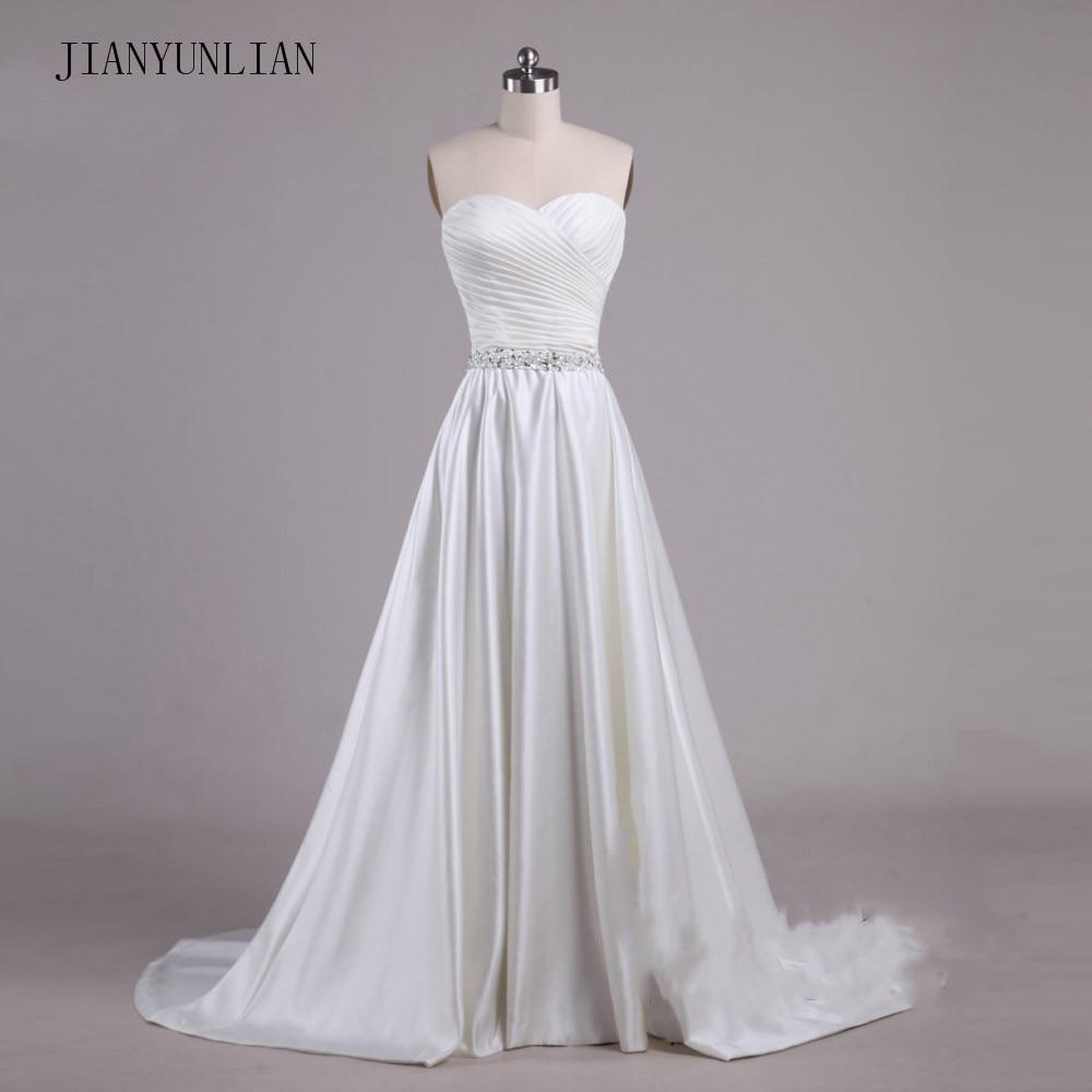 Branco Tull Vestido de Casamento Do Laço 2019 New Arrival Off The Shoulder Querida Decote Vestidos de Noiva Sexy Vestido de Casamento Do Vintage