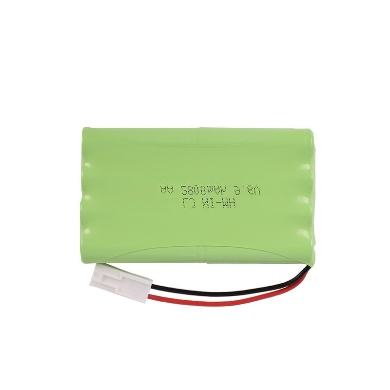 9.6V 2800mAh NI-MH battery for RC Remote Controul Toys Car toy Boat toys Gun Tank  8*AA 9.6v battery group free shipping enlarge