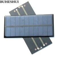 BUHESHUI 5V 1.5W Solar Panels Solar Power 3.7V Battery Charge Solar Cell Solar Module DIY Solar Charger 150*69MM Free Shipping