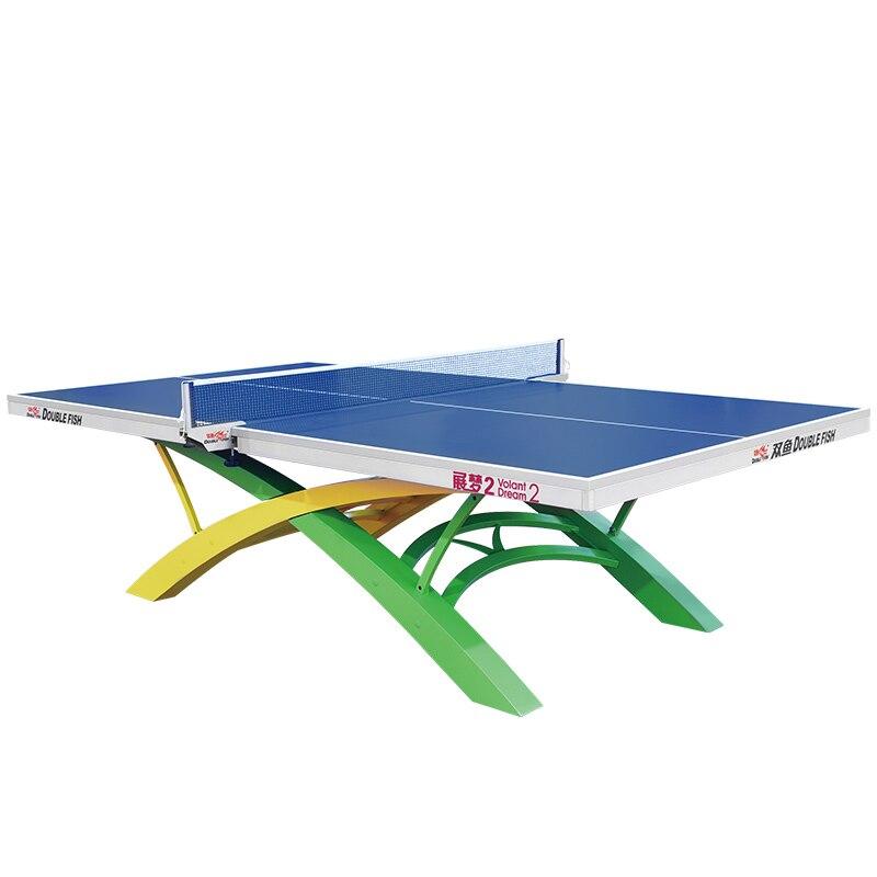Tournoi de table de ping-pong officiel Double Fish Volant Dream 2 pour les compétitions internationales 2016 ITTF World Tour grande finale