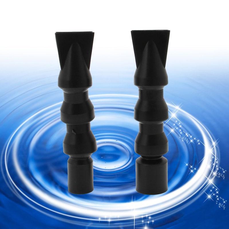 Гибкая пластиковая водоотводная труба для аквариума, наконечник для обратной трубы 10/20/25 мм APR5_35