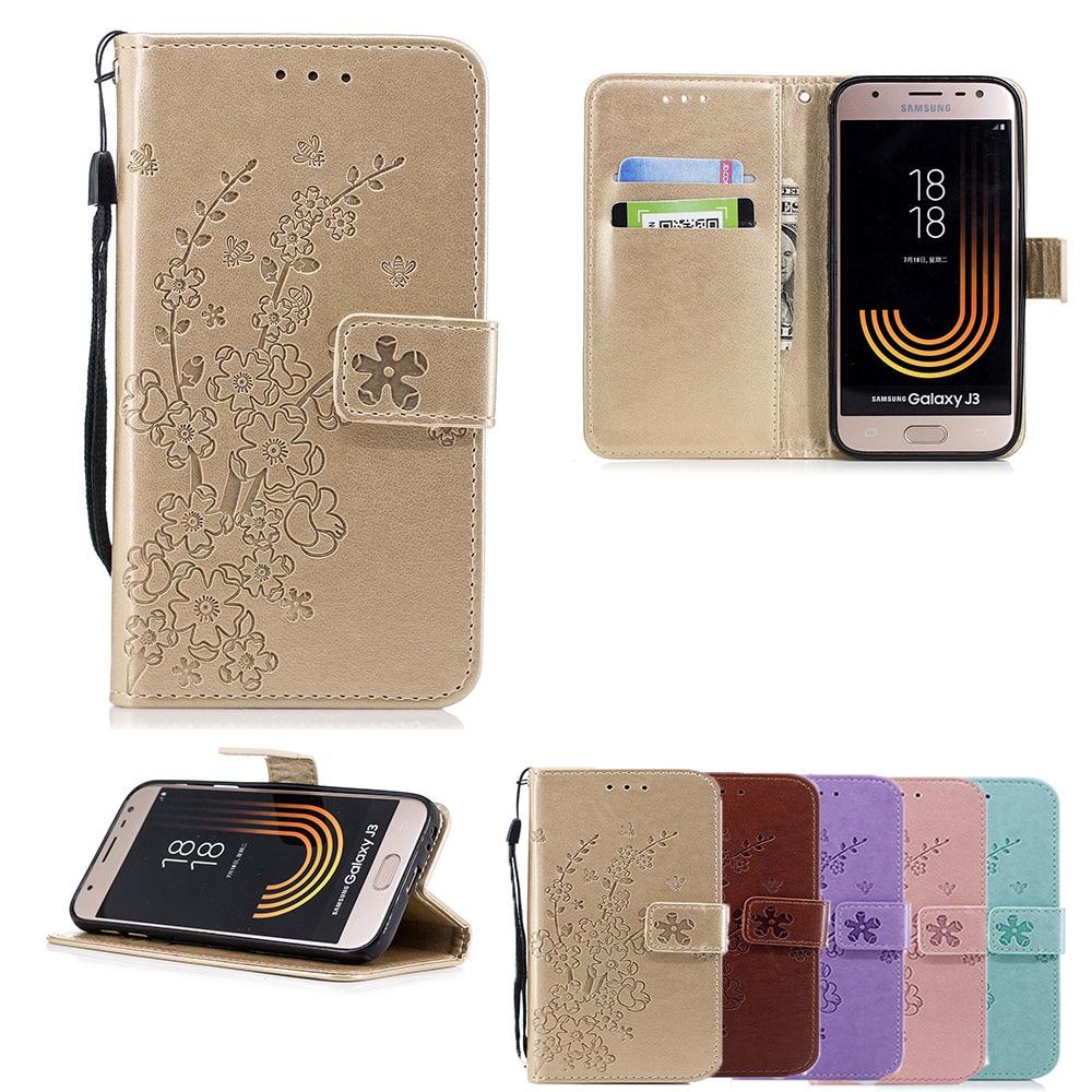Para Samsung Galaxy J530f caso j5 2017 J530F/DS 530 J530 J530FM SM-J530FM SM-J530F SM-J530FM/DS caso de teléfono funda de cuero con tapa