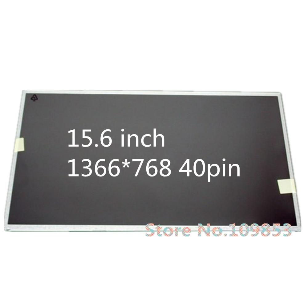 15.6 شاشة led lcd الكمبيوتر المحمول مصفوفة عرض B156xw02 v2 lp156wh4 tln1 lp156wh2 ltn156at02 n156bge-l21