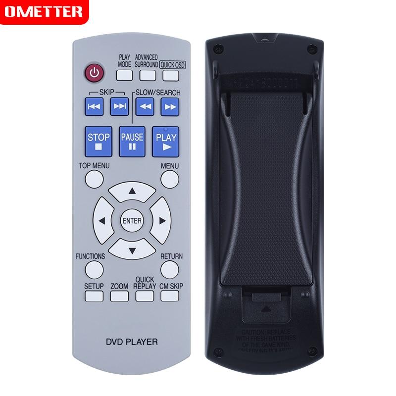 Новый N2QAYB000011 пульт дистанционного управления для цифрового фотоаппарата Panasonic DVD DVD-S1S DVD-S1 new n2qayb000011 remote control fit for panasonic dvd dvd s1s dvd s1