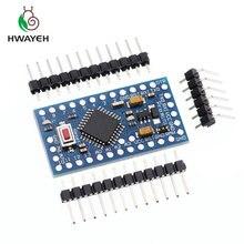 1 шт./лот, новые электронные строительные блоки pro mini 328, интерактивное мультимедиа ATMEGA328P 5 В/16 м, совместимы с Nano для arduino