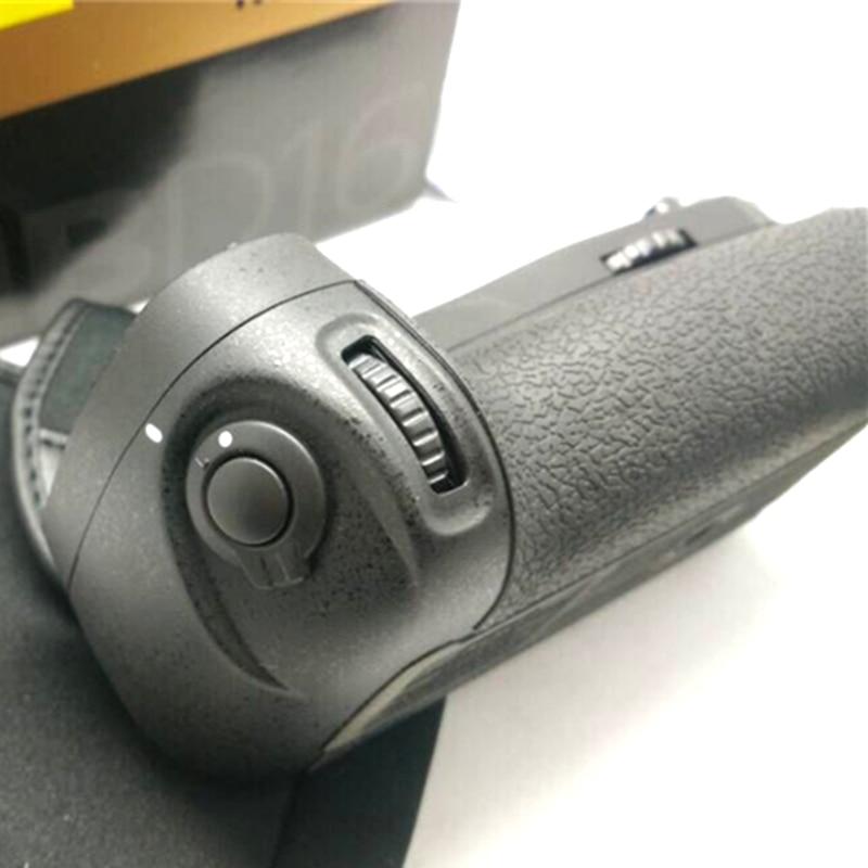 عمودي متعدد قبضة بطارية الطاقة حزمة لنيكون D750 استبدال MB-D16 دعم EN-EL15 EN-EL15A 6 * AA