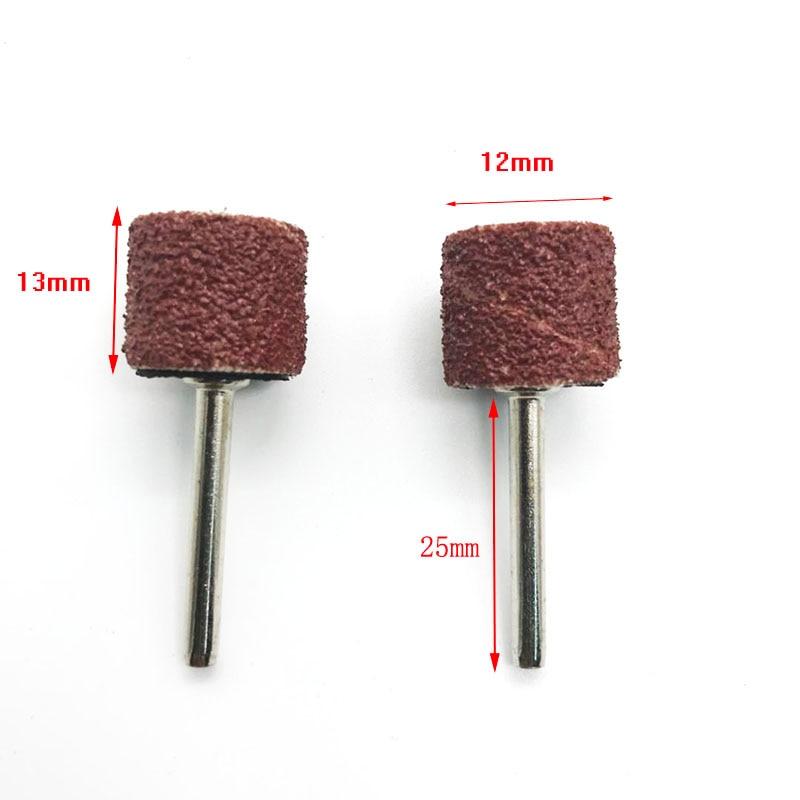 100db csiszolószalag hüvely és 2 tüske köszörülés elektromos - Csiszolószerszámok - Fénykép 5