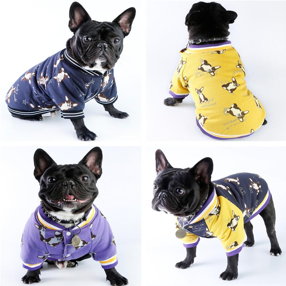 Chaqueta de invierno de lujo para perro, ropa para perros, ropa para mascotas, abrigo de mezclilla para perro