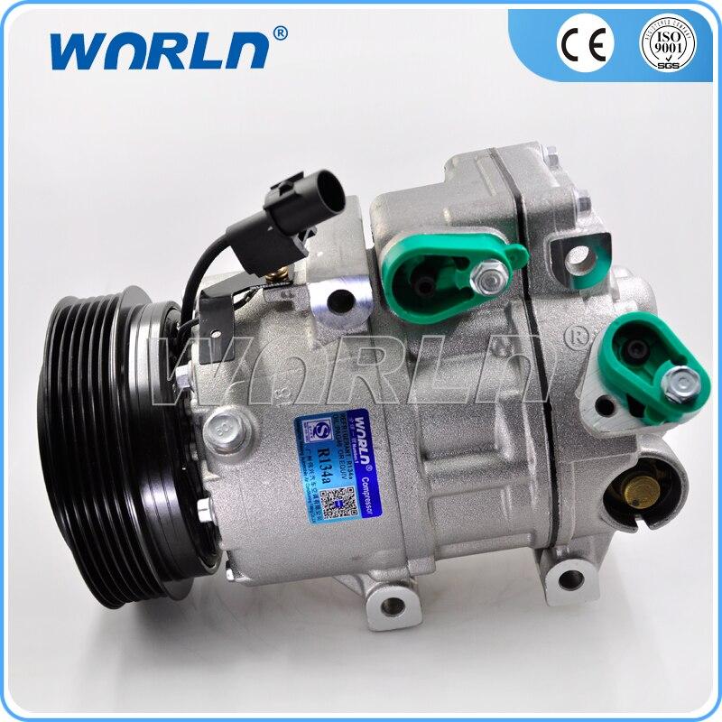 Bomba de compresor de aire para Hyundai NF Sonata/Santa Fe 2,2 Diesel/Kia Lotze 2006-2008 97701-3K220 97701-2B151