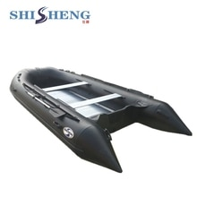 Bateau de pêche gonflable de PVC de haute qualité de bateau gonflable de conception nouvellement avec la mode faite sur commande à la vente
