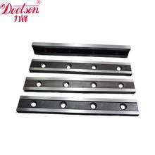 QC12Y Serie Hydraulische slinger plaat scheren machine blade Hoge Kwaliteit Guillotine Scheren Blade, Fabriek Prijs Cutting Blade