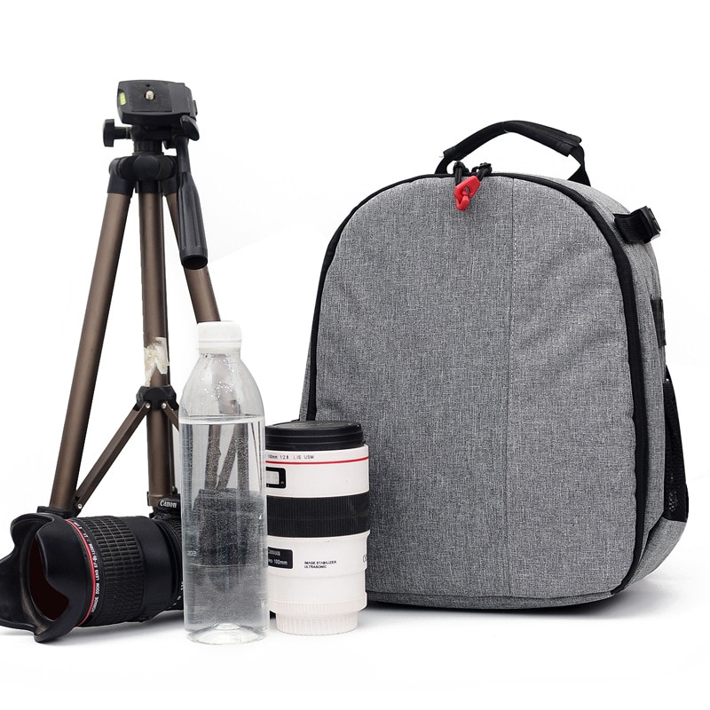 Cámara Digital SLR foto bolsa para Panasonic Lumix GH5s GH4 GH3 GH1 GH2 G9 GX9 G80 G85 G8 G7 G6 g5 G3 Multi-funcional mochilas