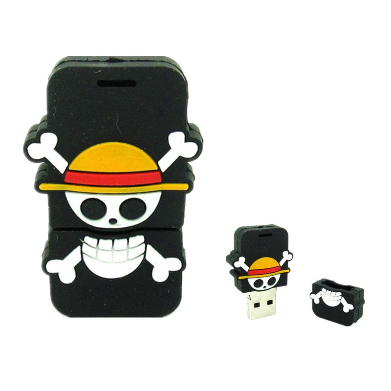 One Piece Usb Flash Drive Pendrive Memory Stick Cool Usb Sticks Free Shipping