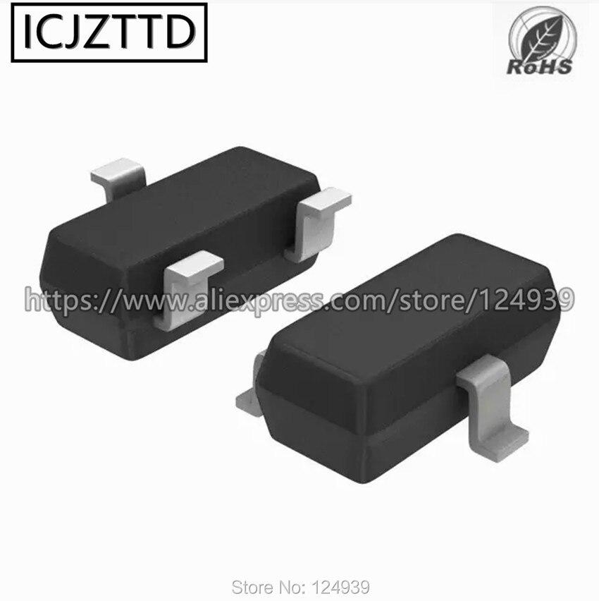 100PCS PDTA123YK SC-59 SOT-23 SOT346 Original PDTA123Y PDTA124TT Marcação Marcação * AE WAE pAE tAE PDTA124T PDTA124 PDTA143TK 45