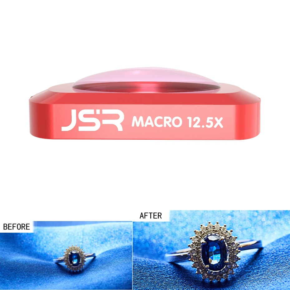 Filtro para Dron DJI OSMO bolsillo Super Macro cerca de filtros de OSMO protector para bolsillo Zoom de densidad Neutral Polar Accesorios