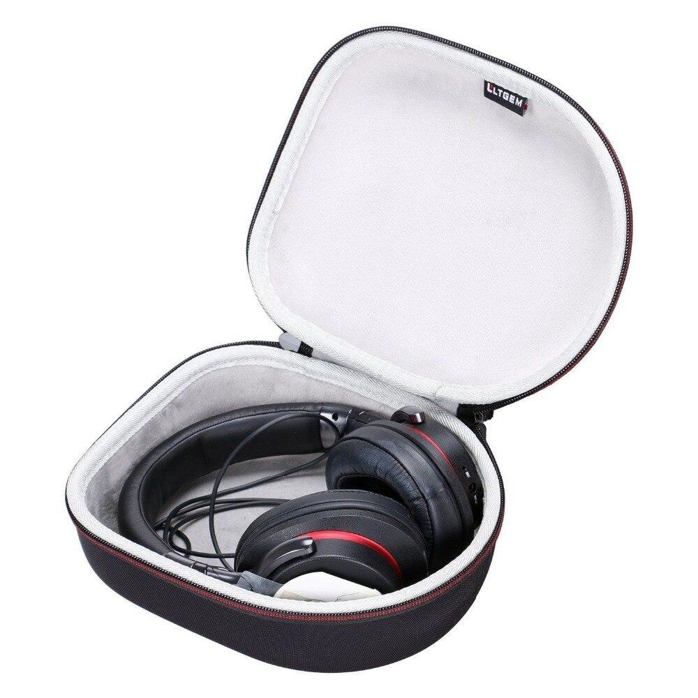 LTGEM чехол для хранения для путешествий для Sony, Audio-Technica, Xo Vision, Behringer, Beats, Photive, Philips, Bose, Panasonic