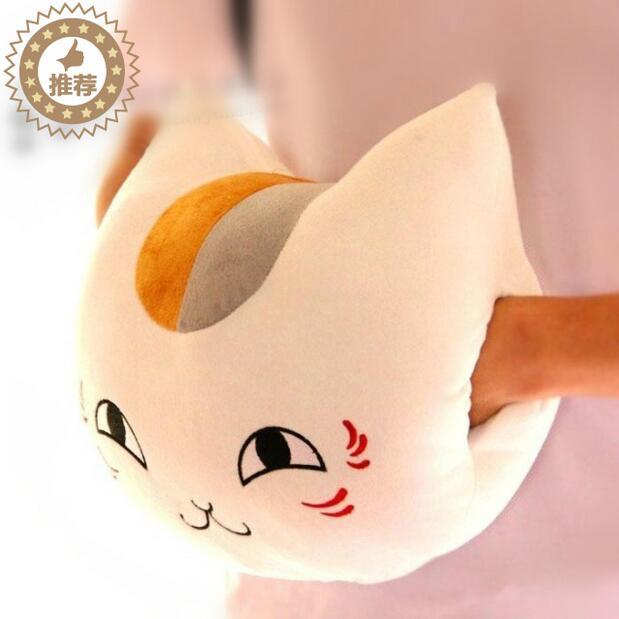 1pc 35cm Natsume Yuujinchou Nyanko Sensei Cat Plüsch Weiche hand warm Kissen spielzeug, geschenke für Mädchen und Kinder