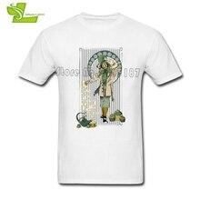 Chapelier fou thé temps mâle T-Shirt décontracté classique ample T-Shirt hommes été col rond t-shirts gars nouveau à venir Simple T-Shirt