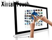 Fabricante 48 polegada multi tela de toque do ir, 10 pontos infravermelho quadro da tela de toque para o quiosque